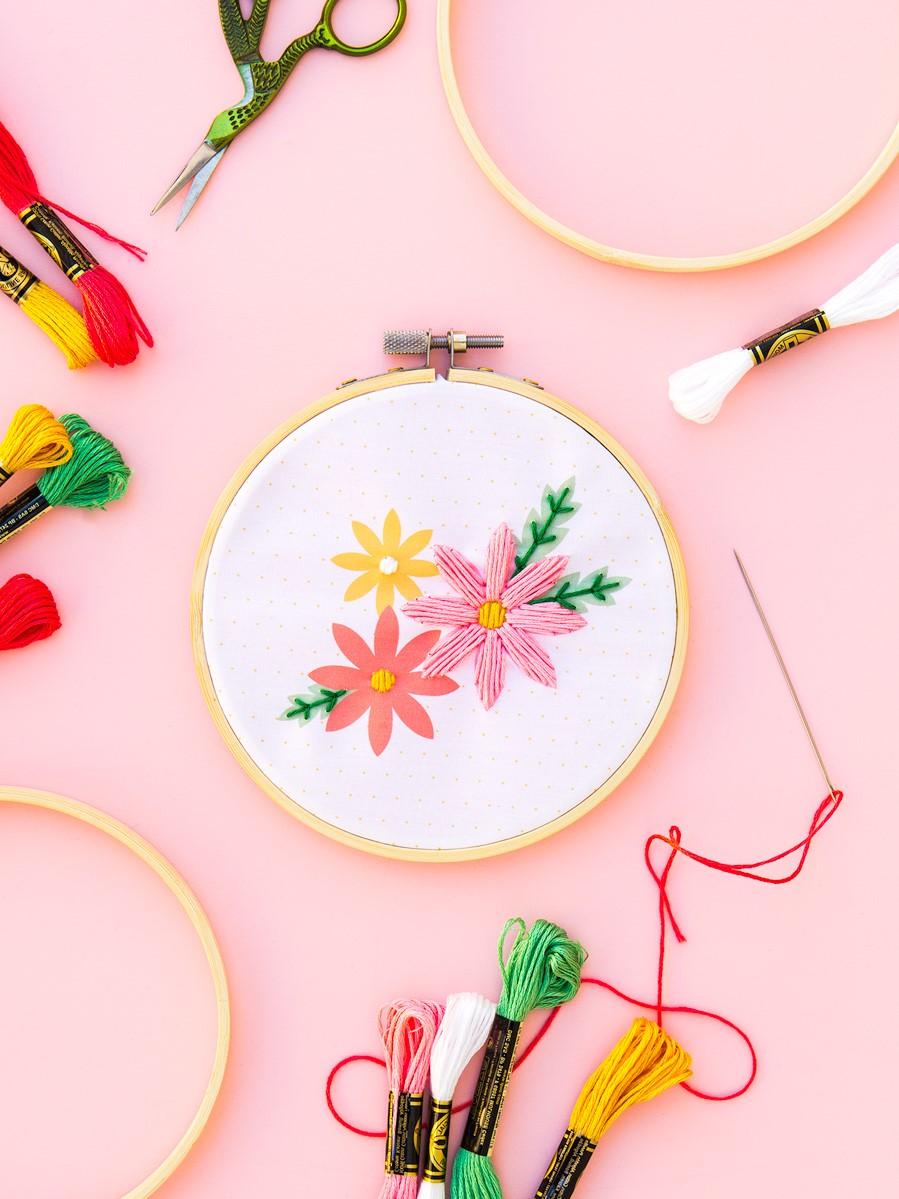 Fête des mères sur Pinterest: décoration florale bricolage.