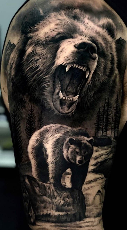 Nous espérons que vous avez apprécié notre interprétation de ce tatouage et que vous avez appris quelque chose de nouveau!