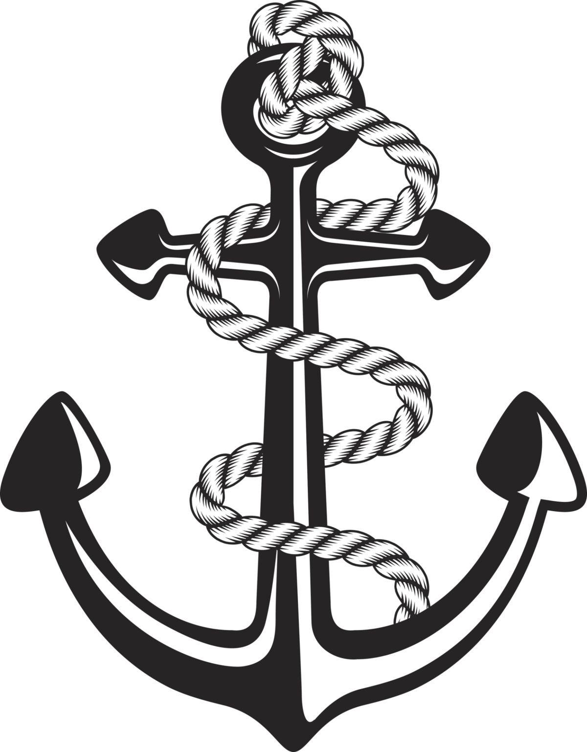 Au début des années 1900, les tatouages d'ancre étaient utilisés pour identifier plusieurs générations de militaires au sein d'une famille.