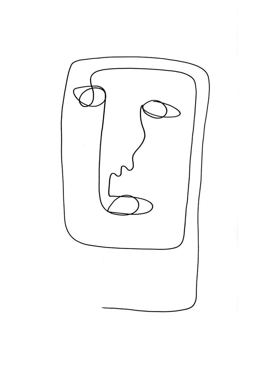 Portrait linéaire 2020.
