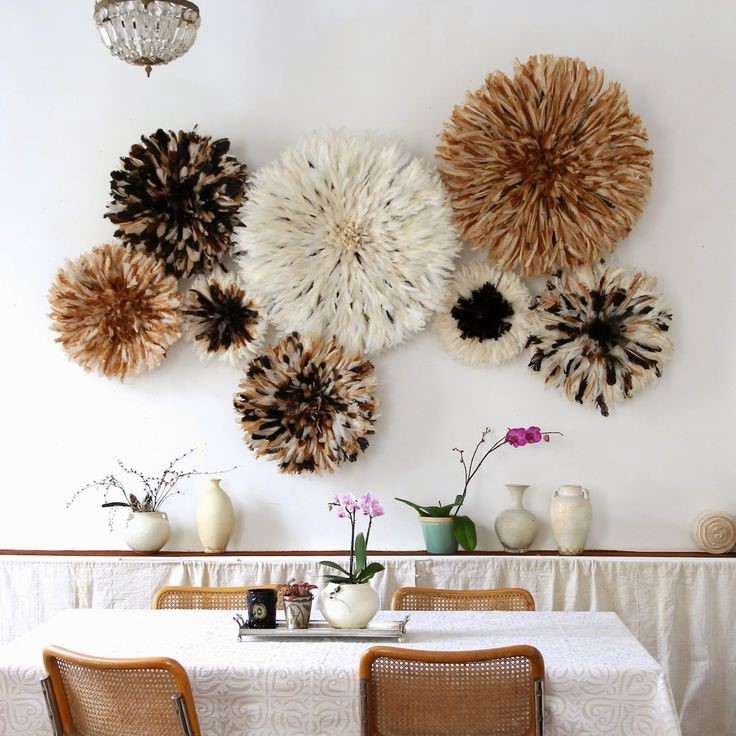 Transformez votre mur avec cette installation artistique.
