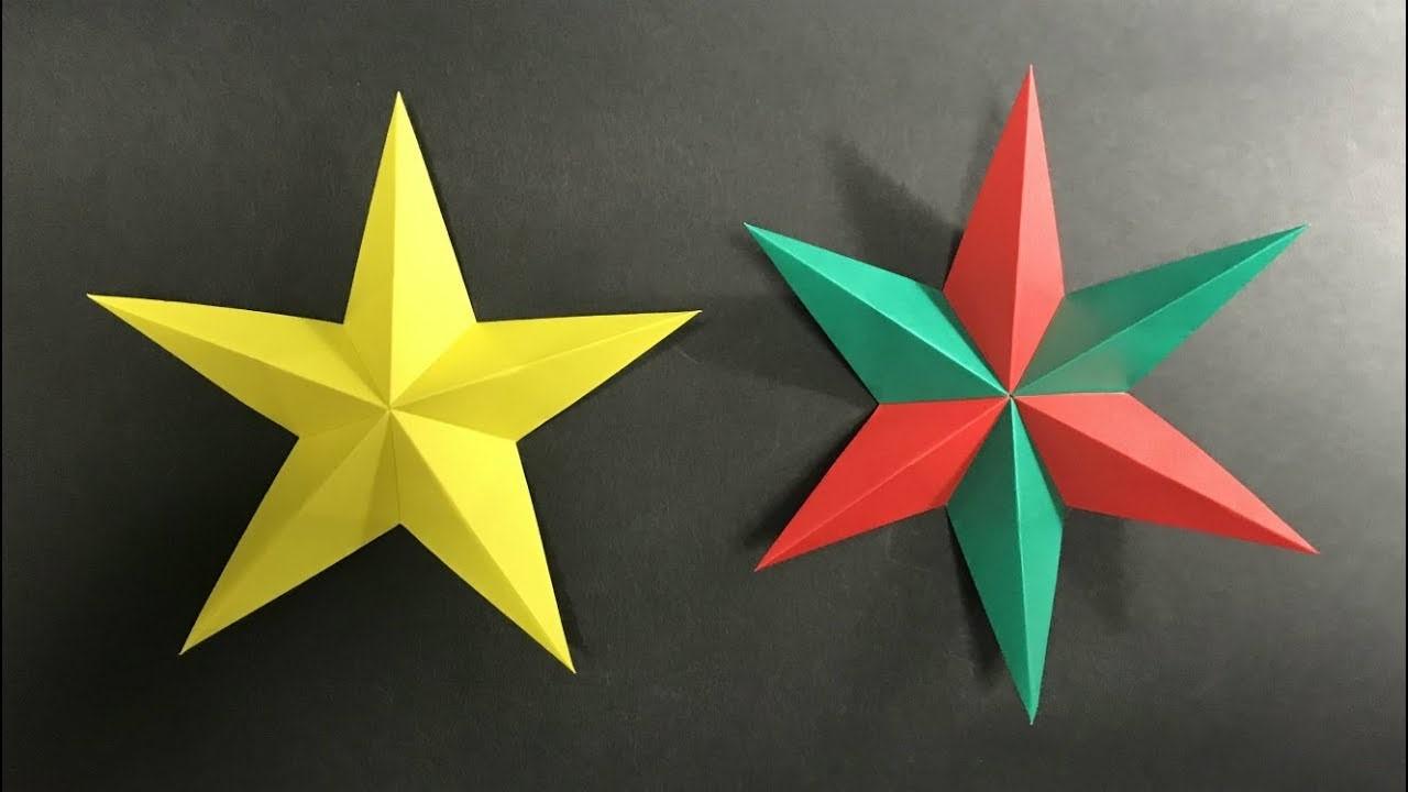 Origami facile à réaliser.
