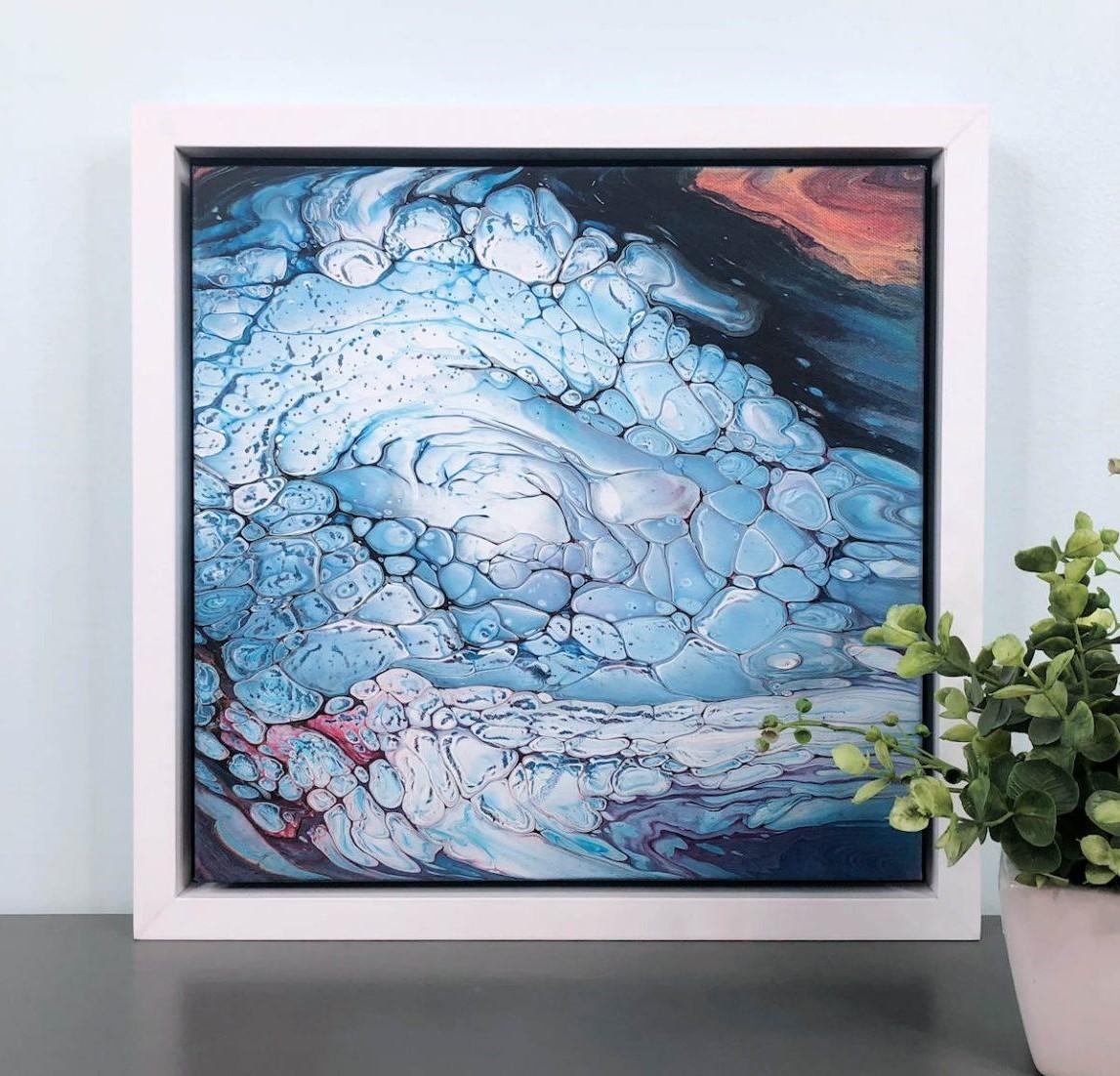 Ouvrez votre imagination et essayez de peindre quelque chose qui exprime vos pensées.