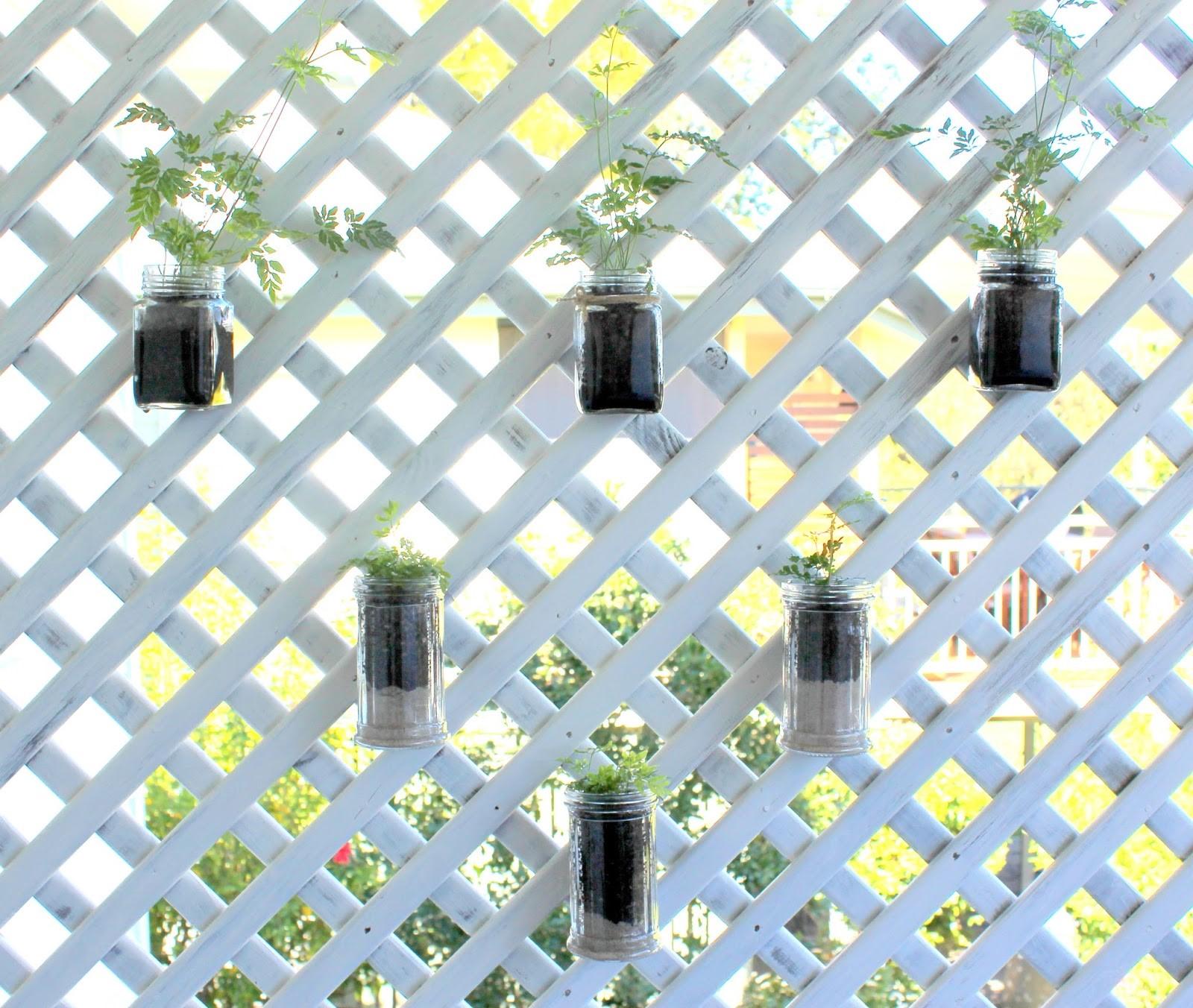 Idée DIY pour votre jardin.