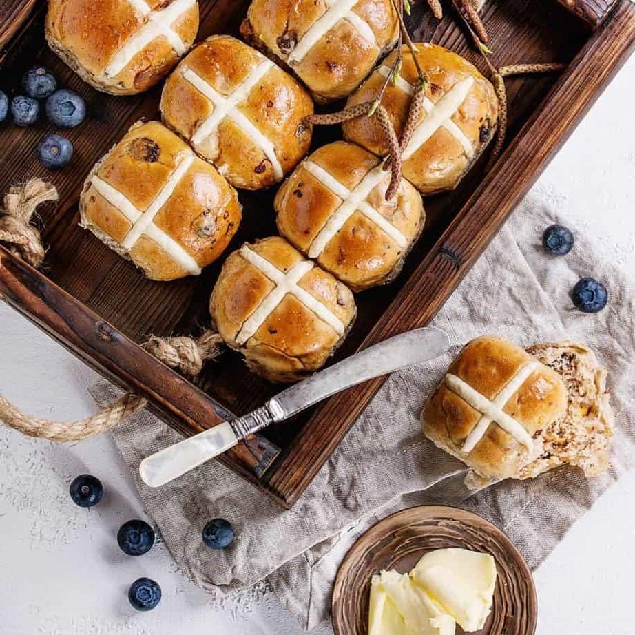 Petits pains délicieux.