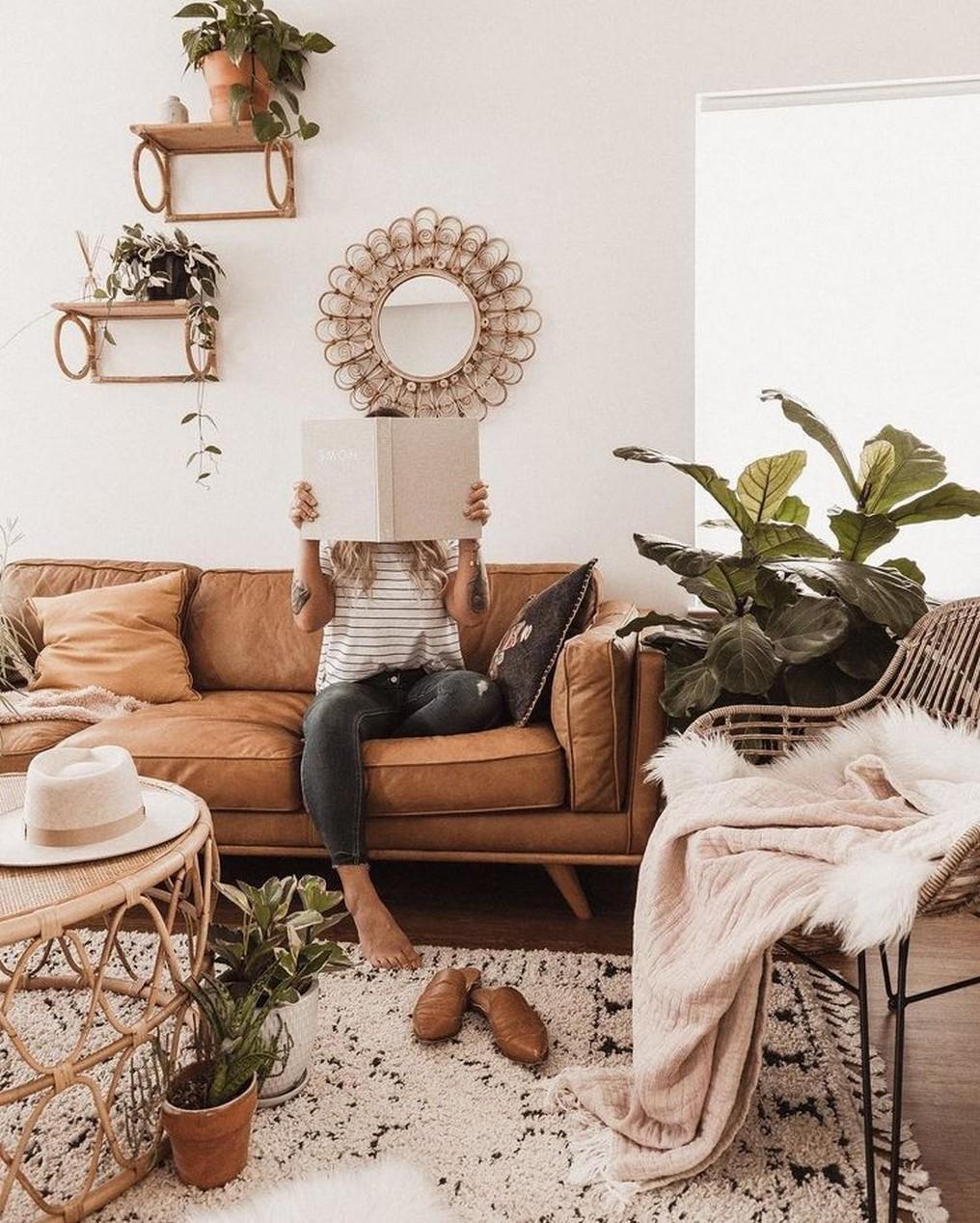 Un canapé en cuir confortable est toujours une bonne investissement.