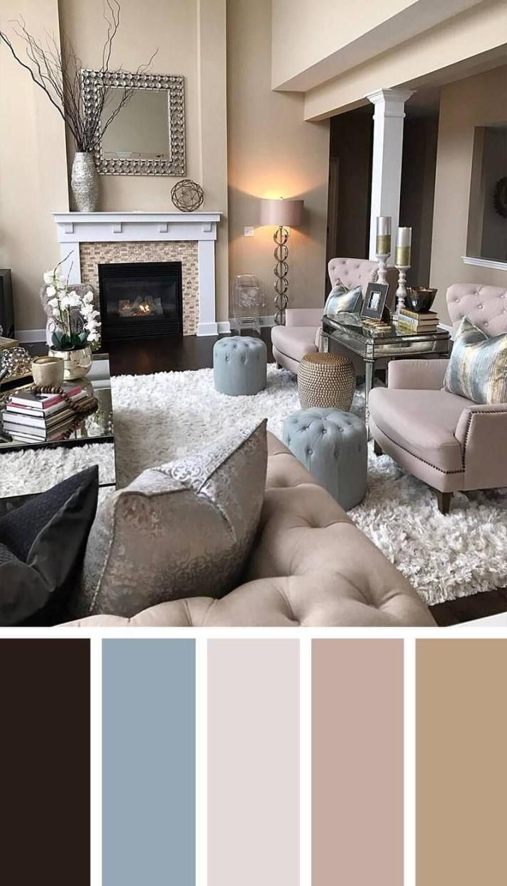 La palette de couleurs essentielle pour une maison confortable.