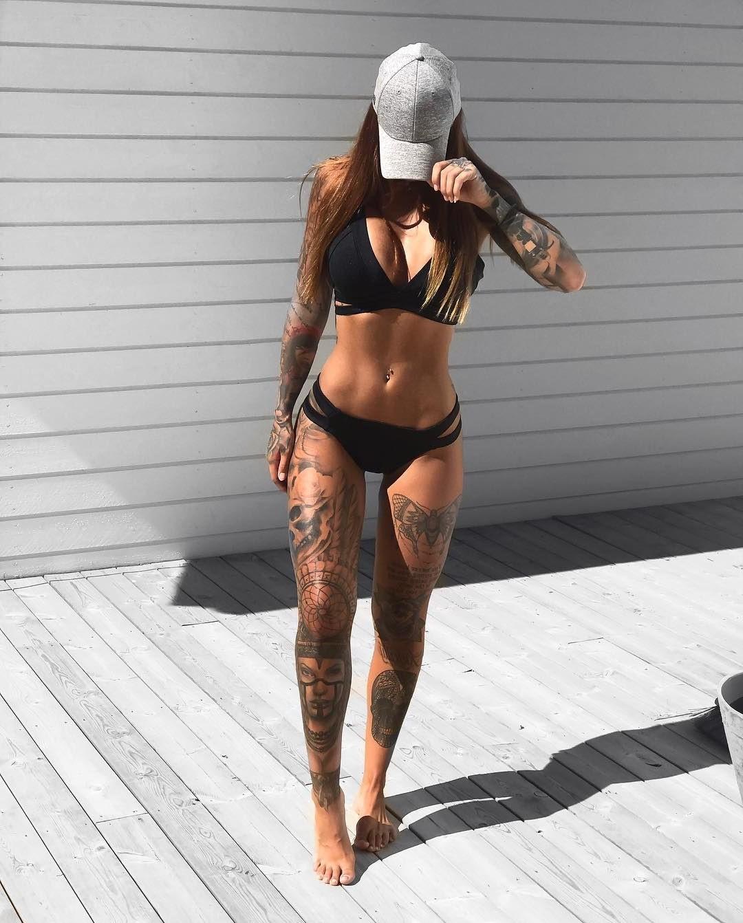N'oubliez pas de toujours considérer la forme de votre corps lorsque vous faites un choix important comme un tatouage.