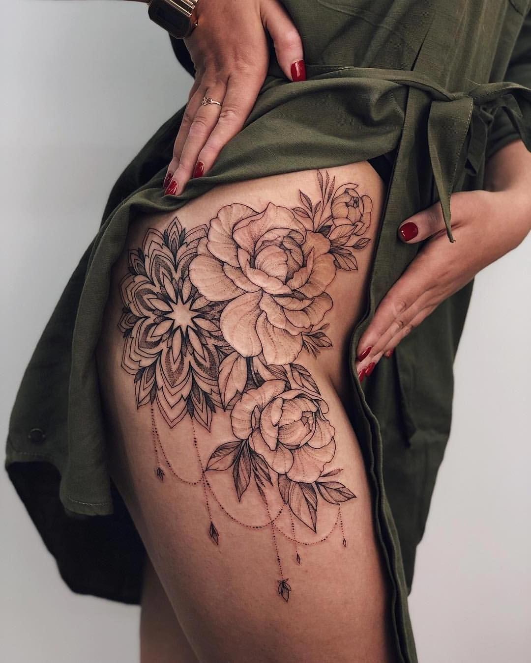 Motif floral pour ceux qui veuleunt quelque chose de plus féminin.