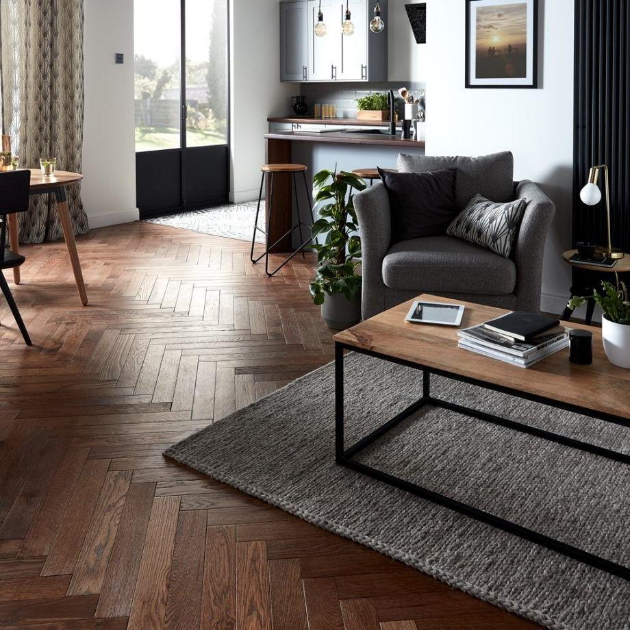 Choisissez un style de sol classique et il ne se démodera jamais.