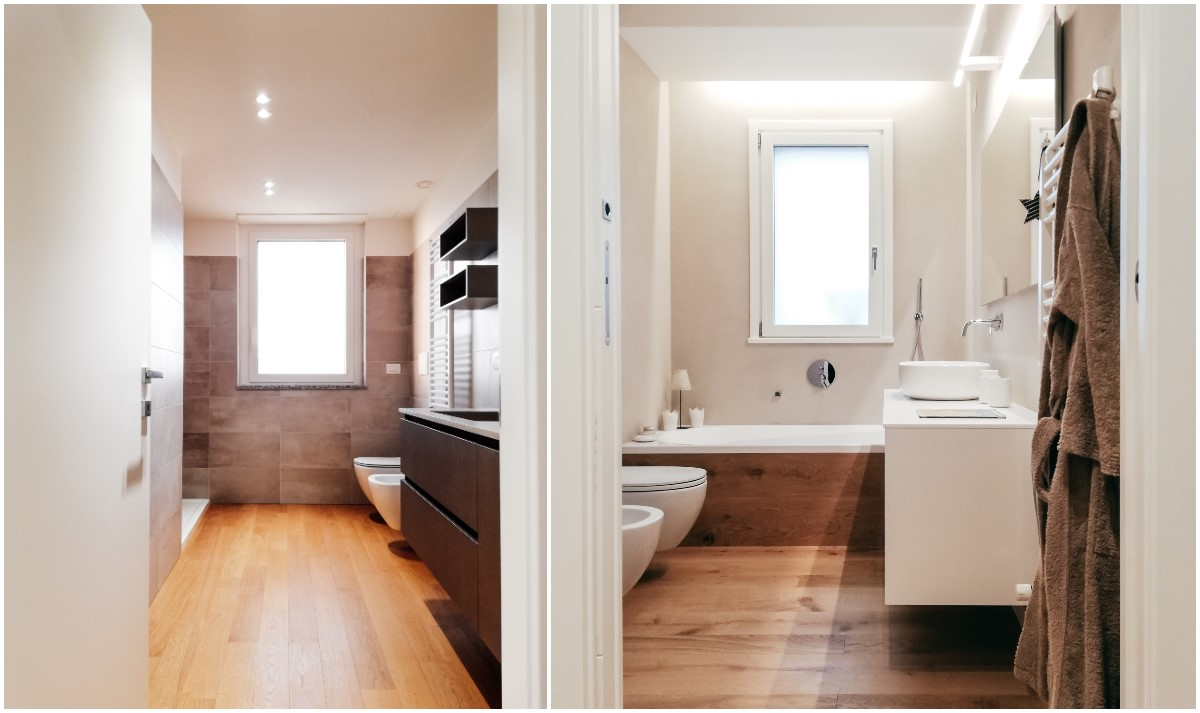 Idée pour votre salle de bains.