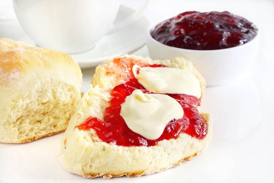 Les blogs de recettes pour Thermomix proposent essayer les ''scones'' anglais.