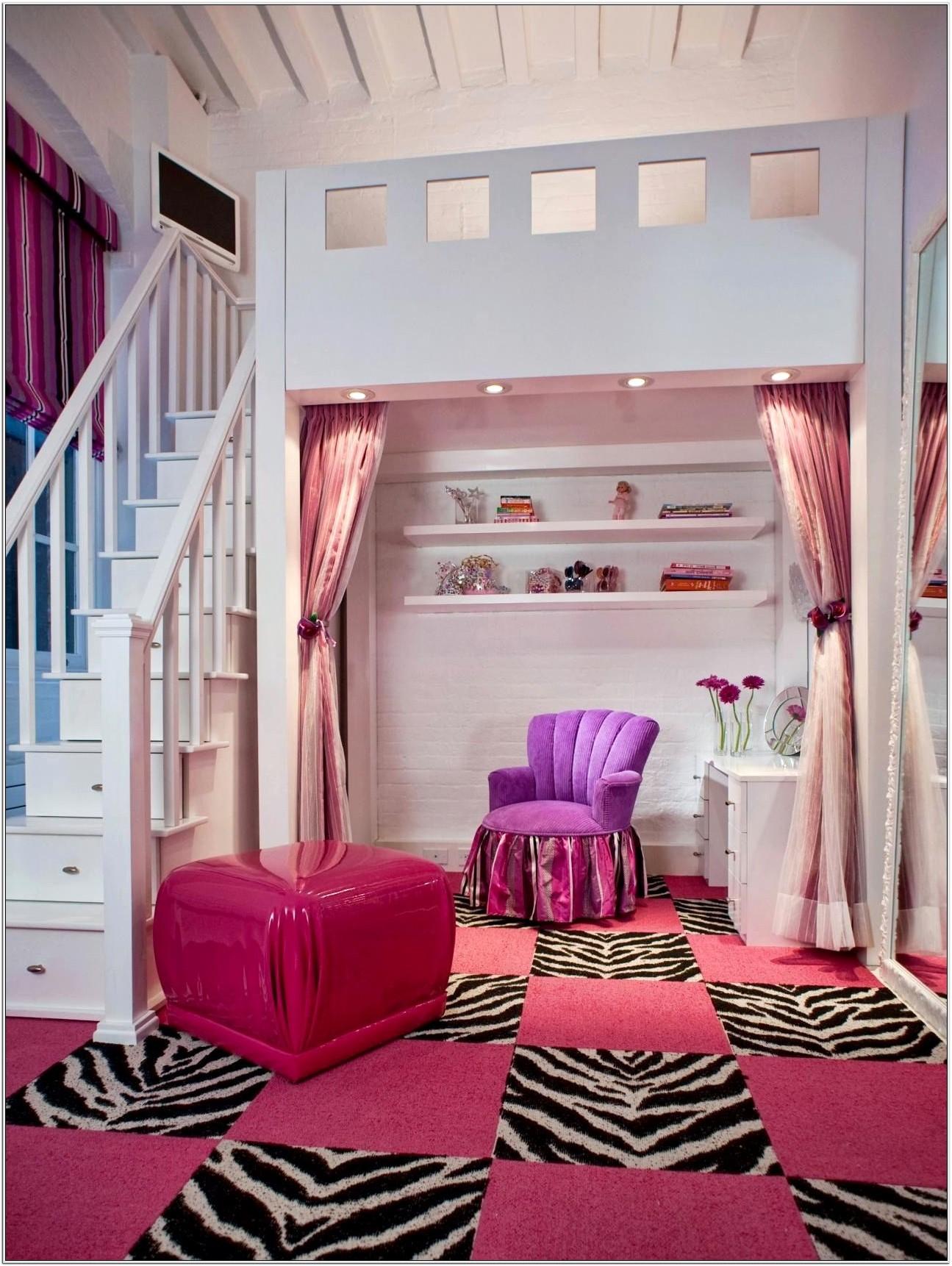 Chambre pour fille magnifique.