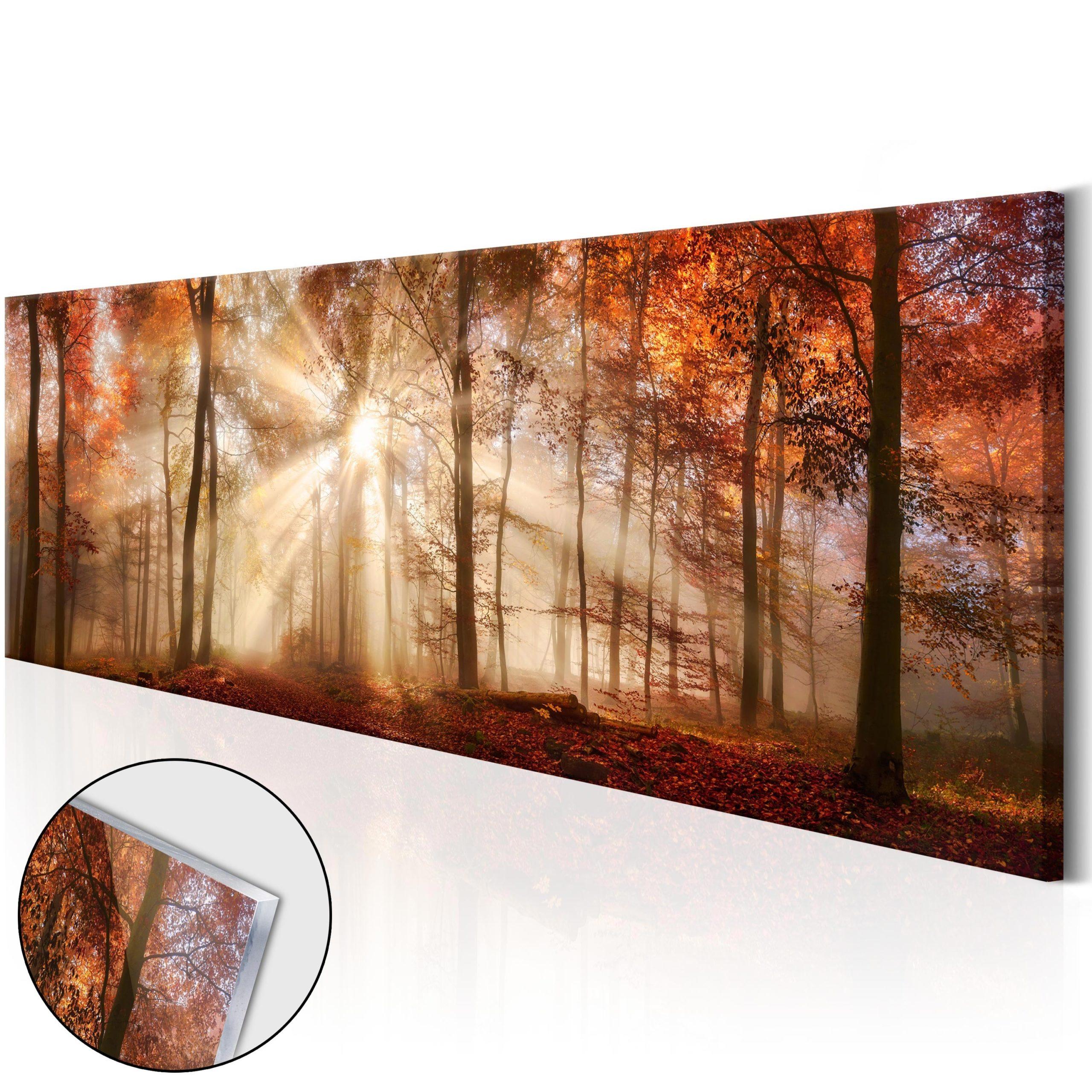 Les paysages méritent d'être imprimés sur acrylique.