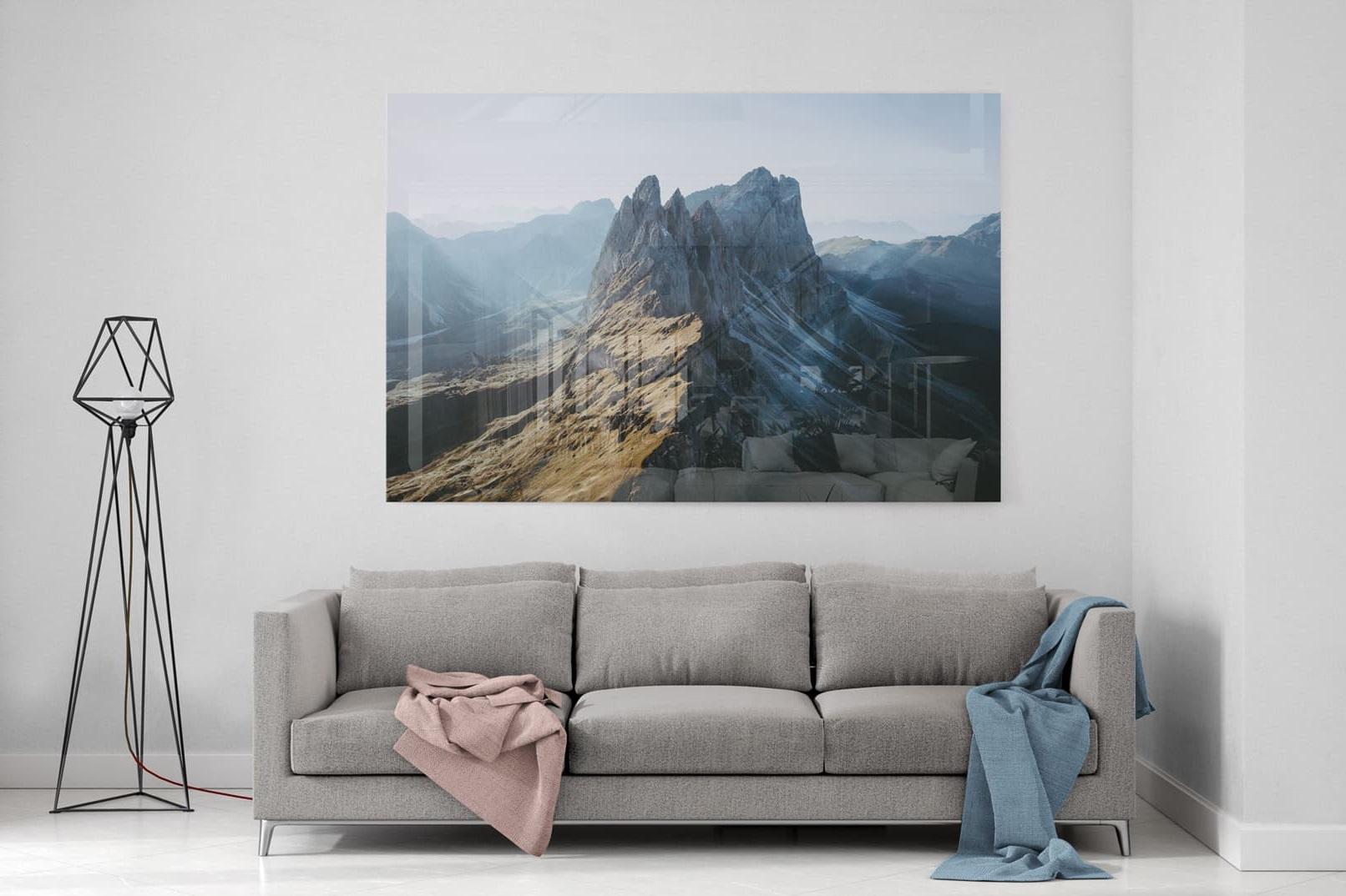 Si vous êtes un photographe de paysage, je pense que c'est presque une nécessité pour vous d'avoir au moins une copie acrylique de votre travail.