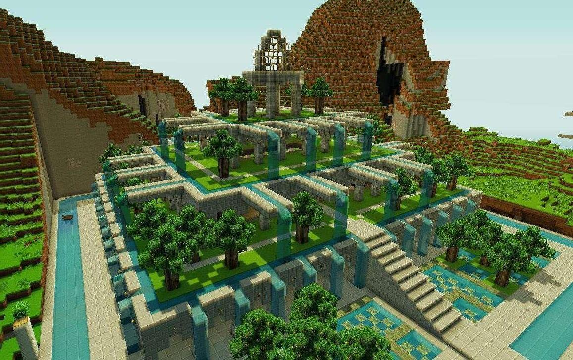 Projet Minecraft détaillé.