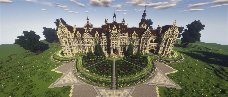 Regardez cette superbe idée de conception de château!