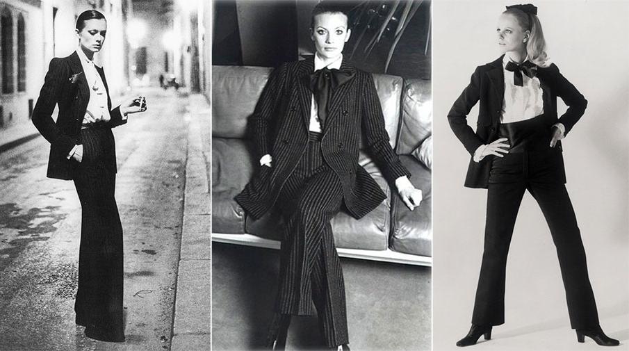 Costume pour femme des années 60 du 20e siècle