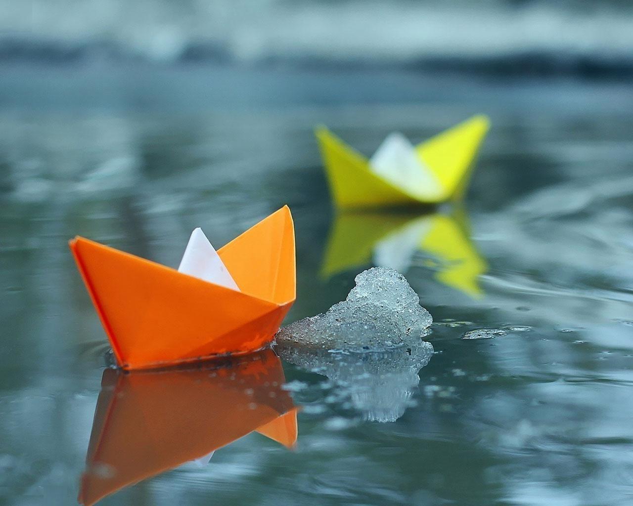 Faites flotter votre bateau.
