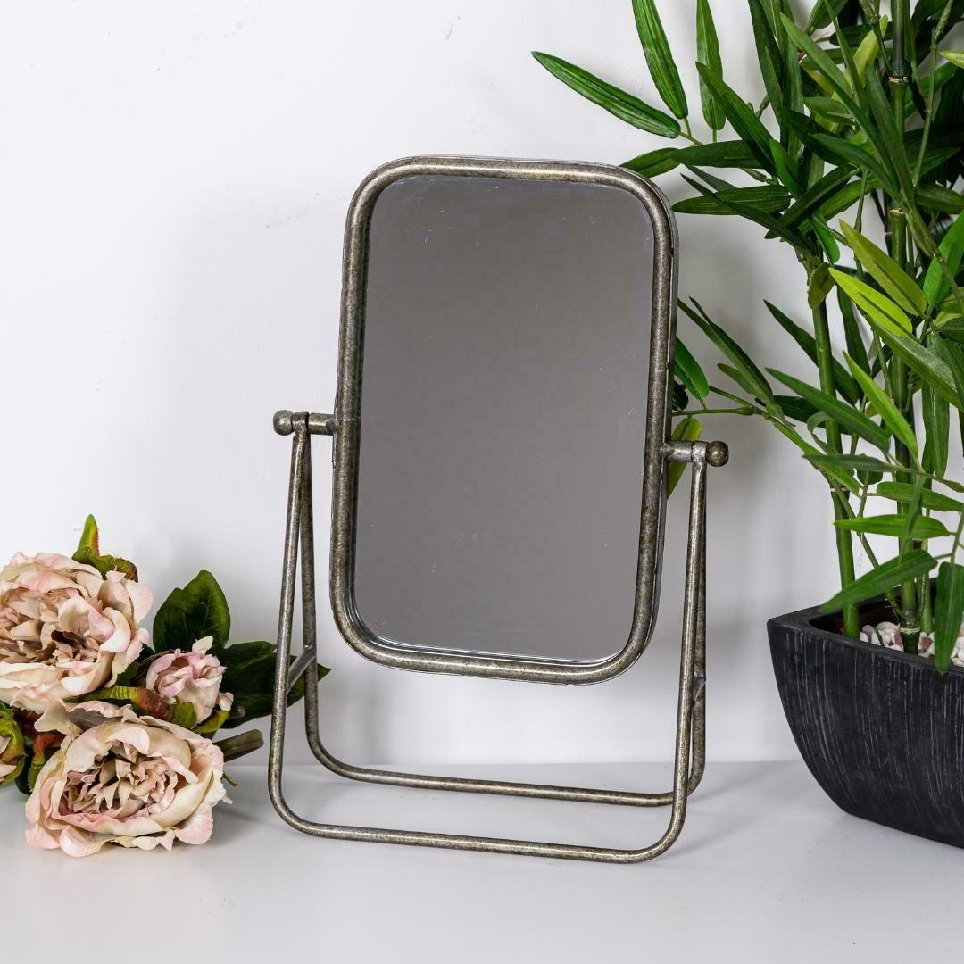 Mini miroir industriel.