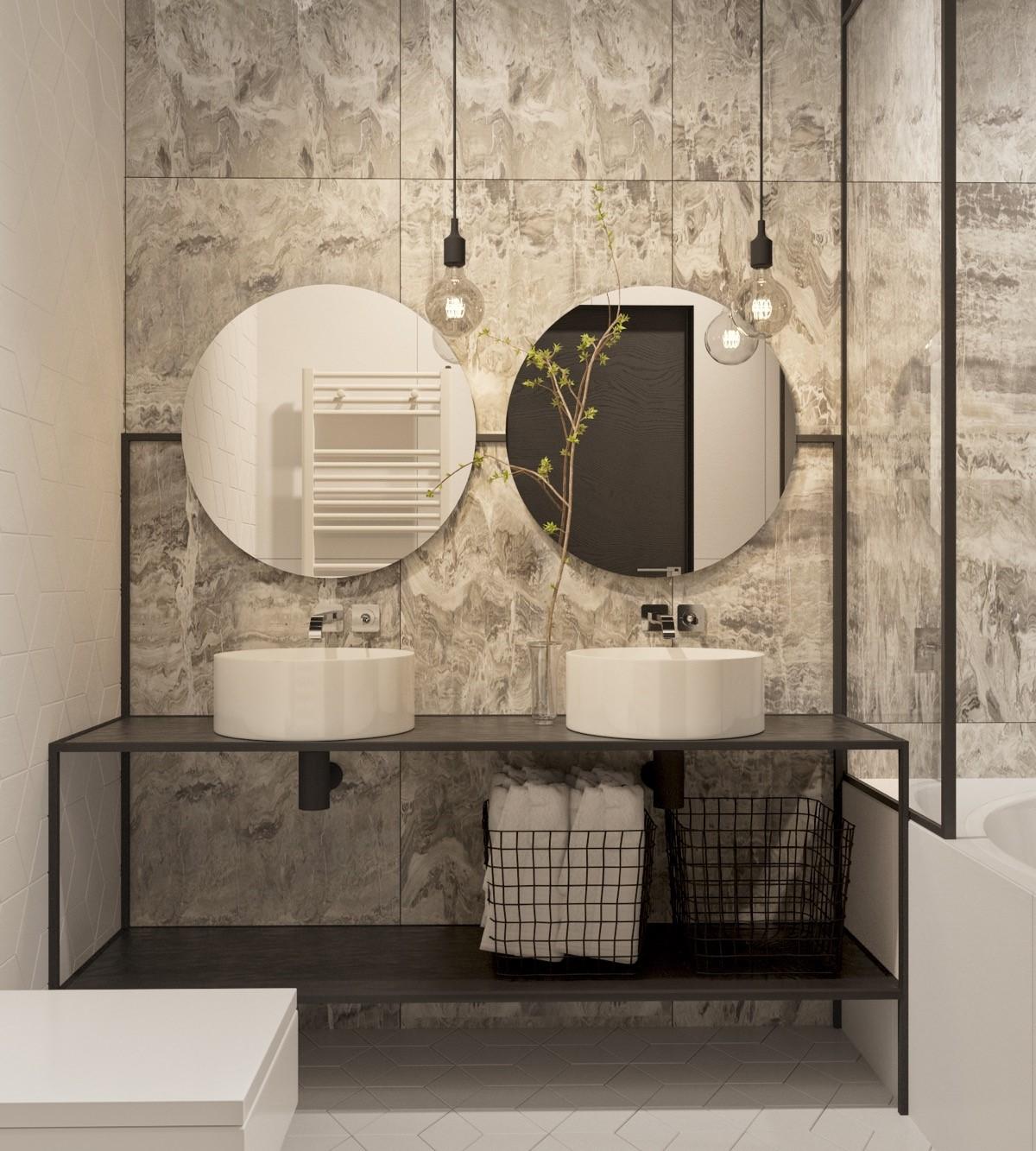 Salle de bains 2020.