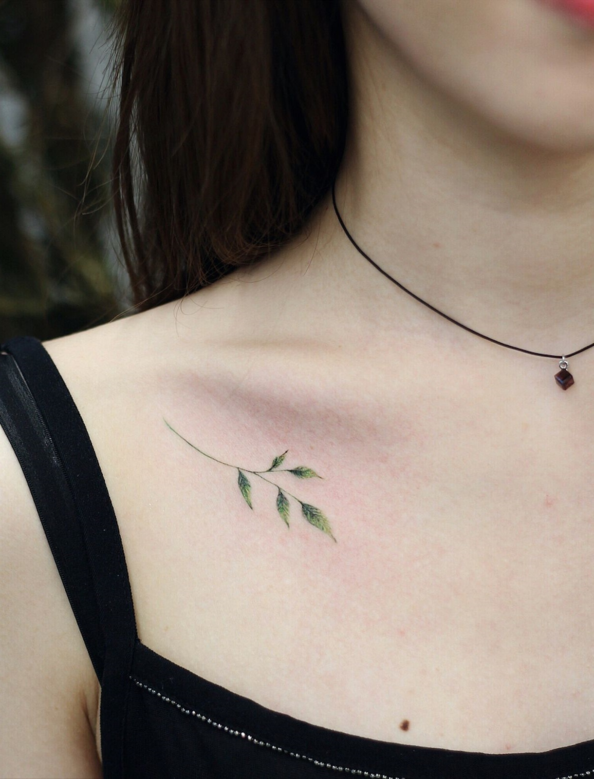Idée pour tatouage plante.