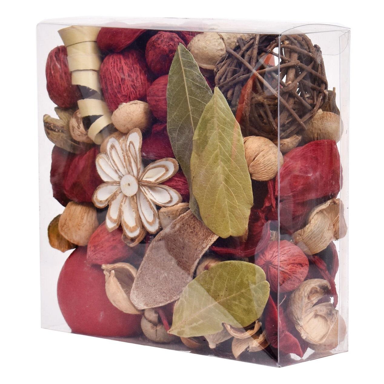 Mettez le pot-pourri dans un bocal ou une boîte pour garder sa belle odeur plus longtemps.