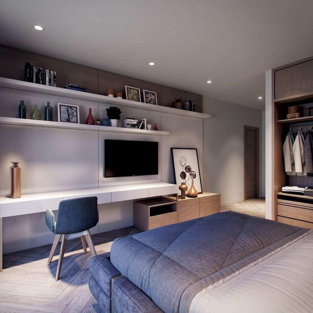 Chambre à coucher d'adolescent 2020.
