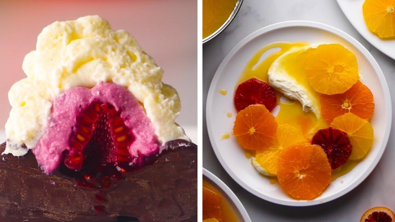 Dessert léger pour l'été.