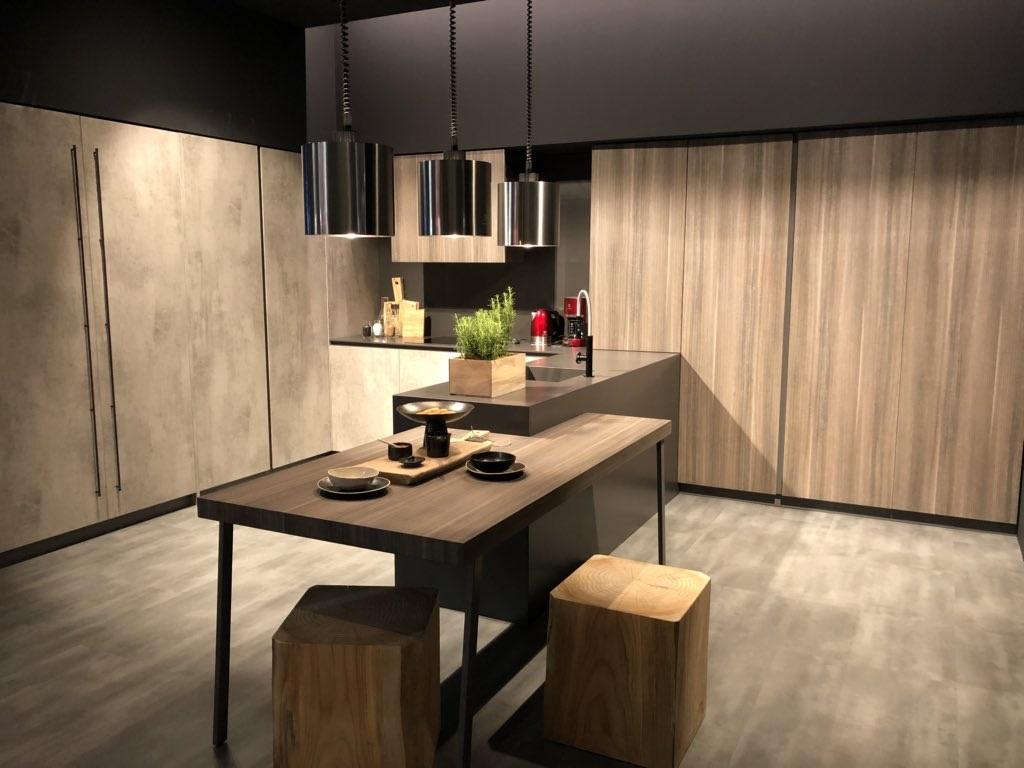 Idée d'aménagement de cuisine.
