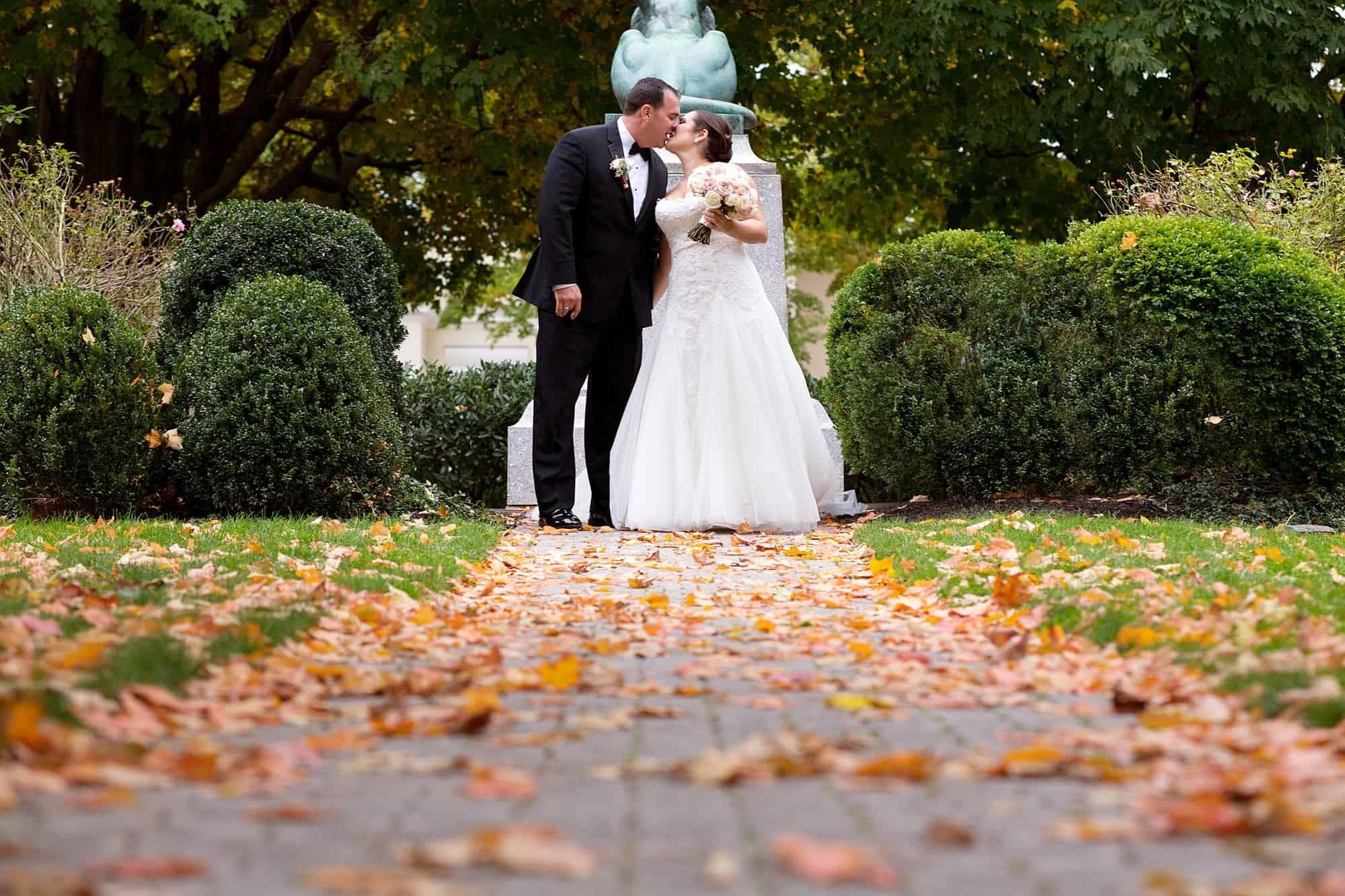 Idées de mariage d'automne.