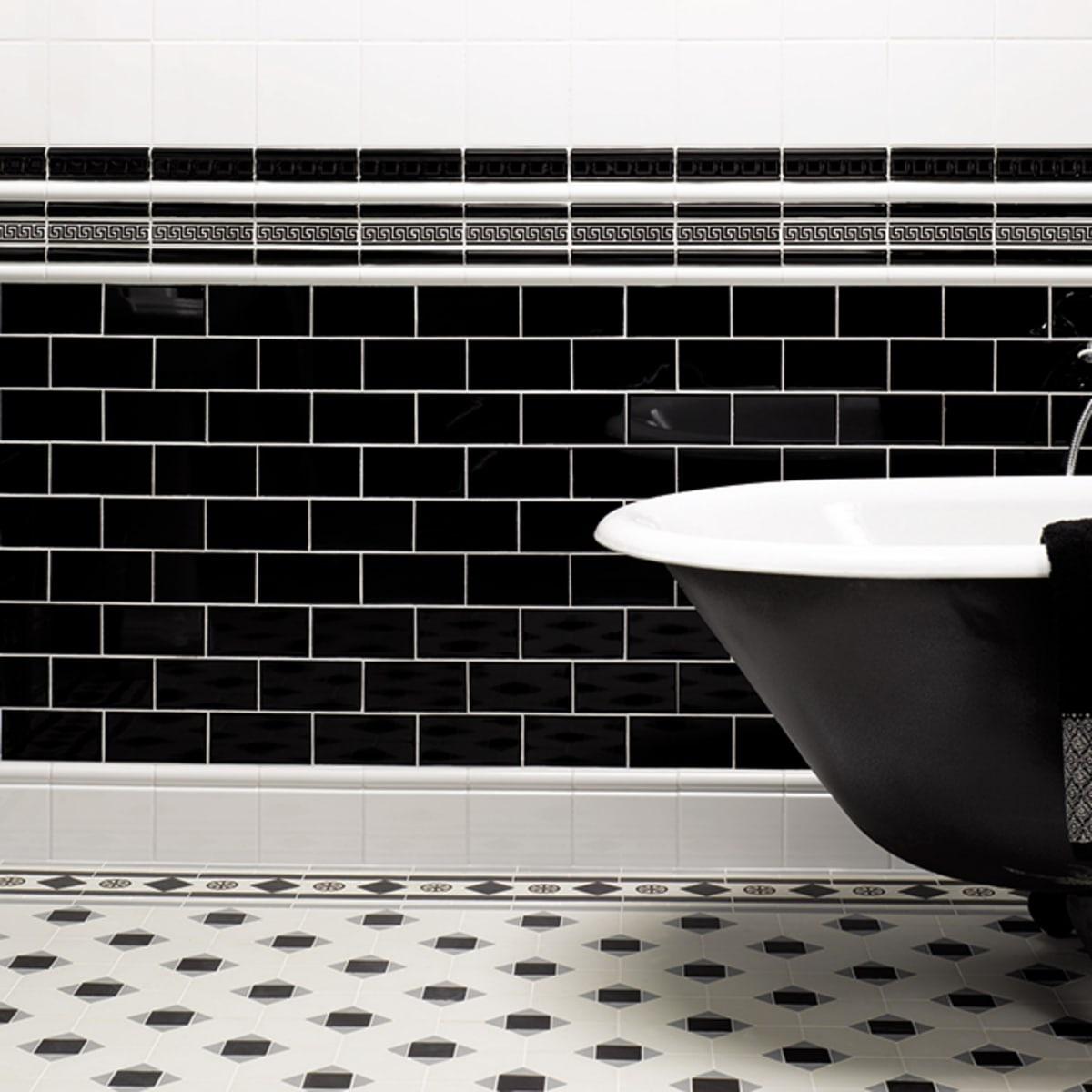 Salle de bains anglaise.