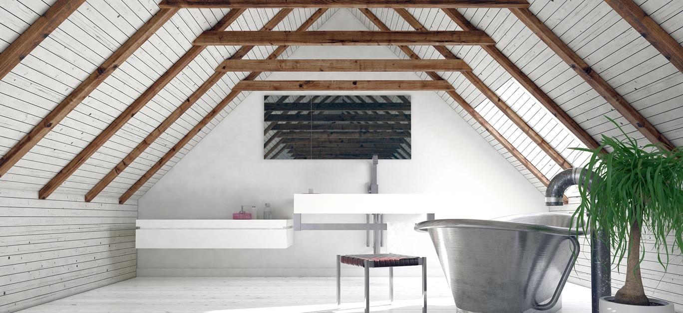 Salle de bains exceptionnelle.