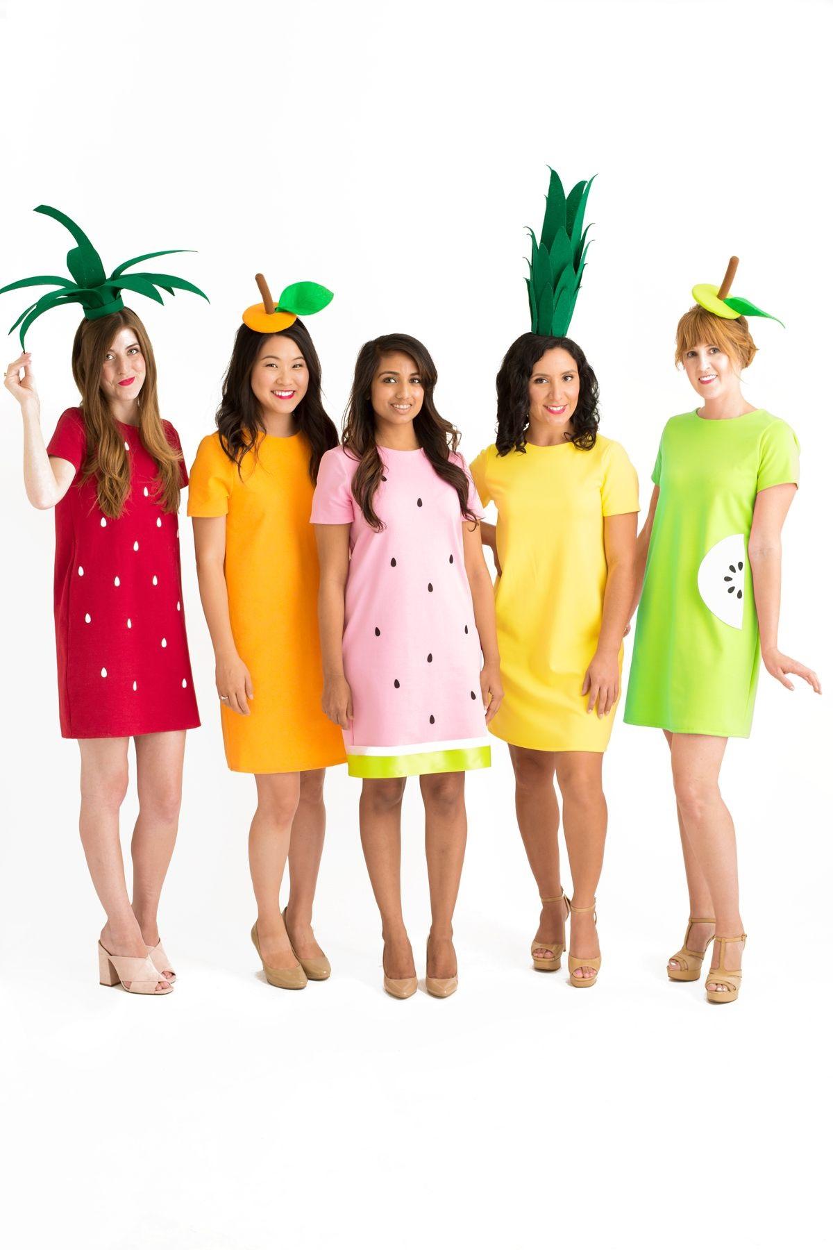 Idée de déguisement de groupe.