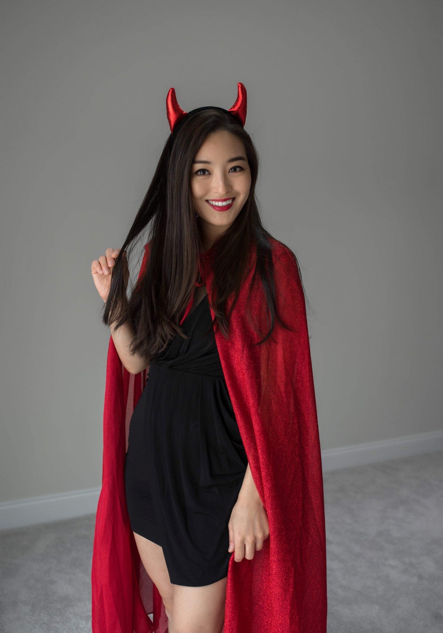 Costume d'Halloween original.