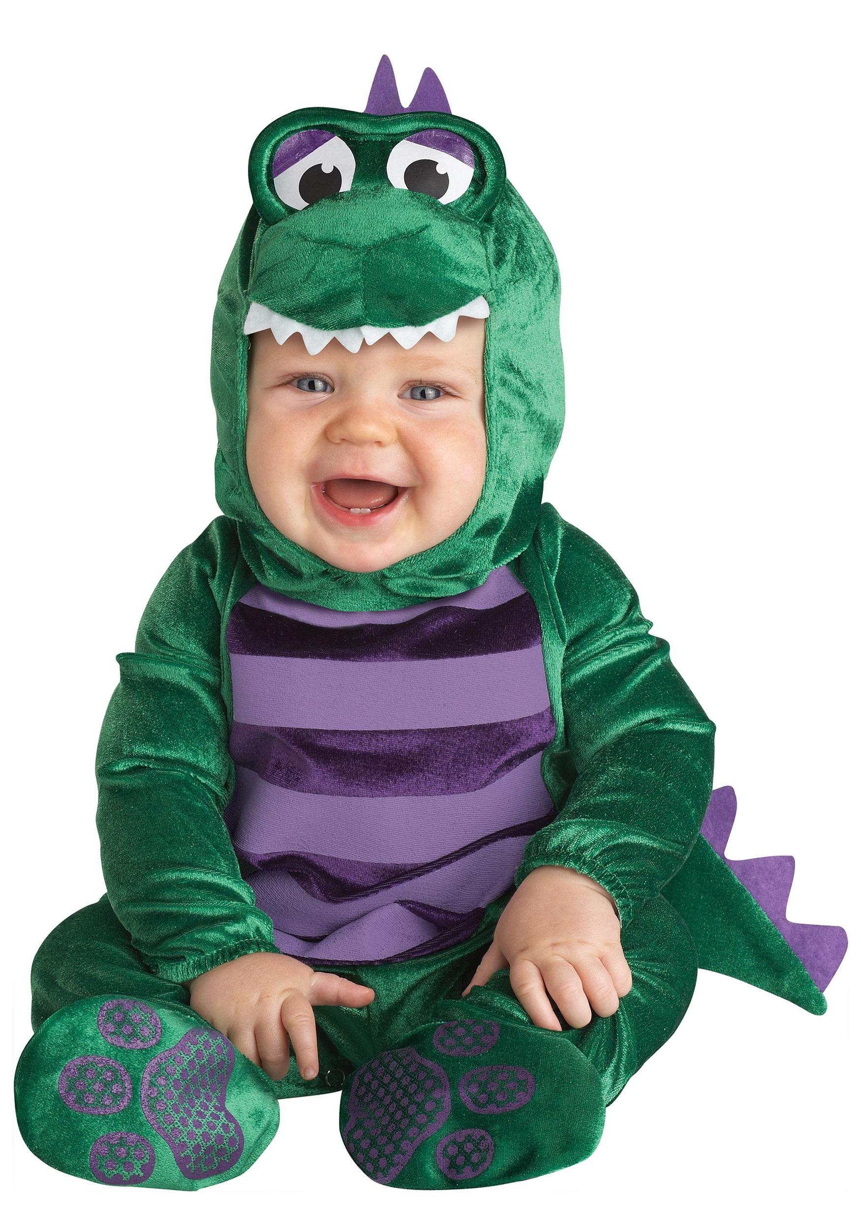 Costume pour bébé créatif.