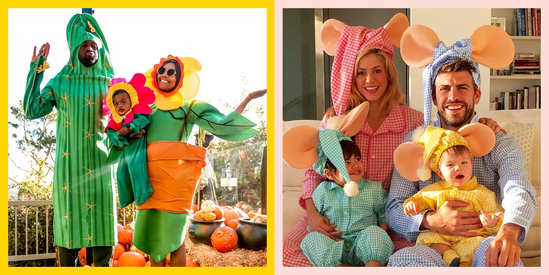 Costumes pour bébé créatifs.