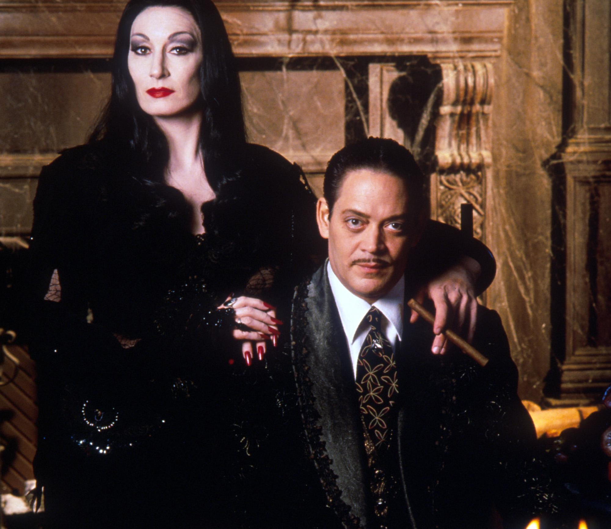 La Famille Addams.