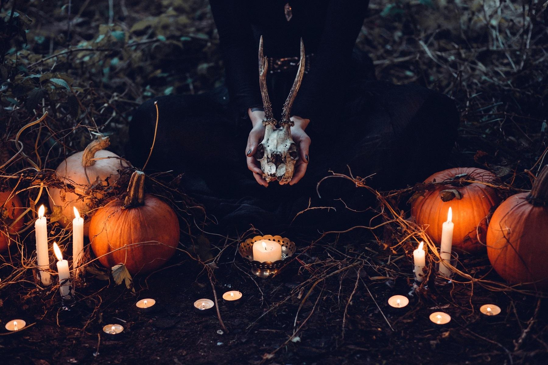 Idées de fête d'Halloween 2020.