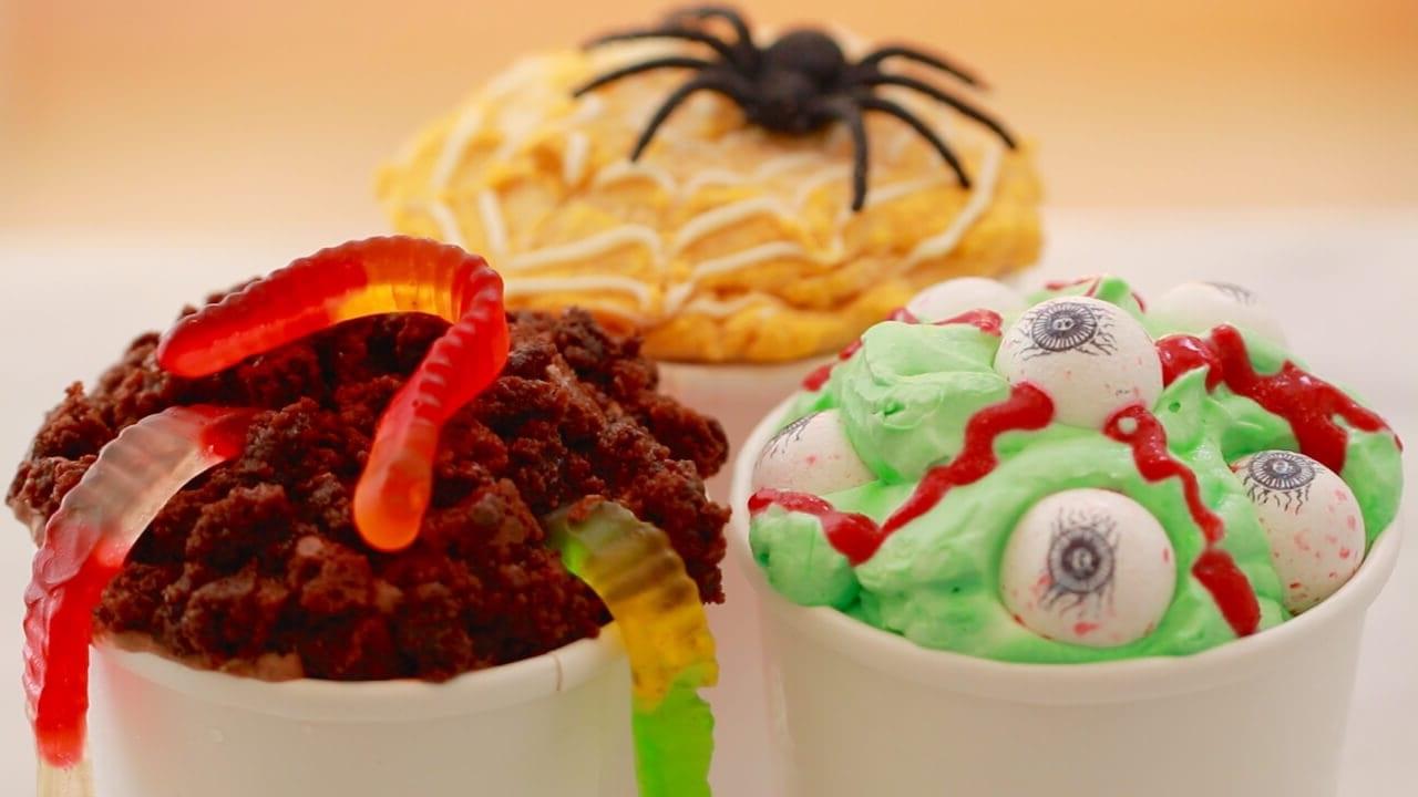 Idées créatives pour Halloween.