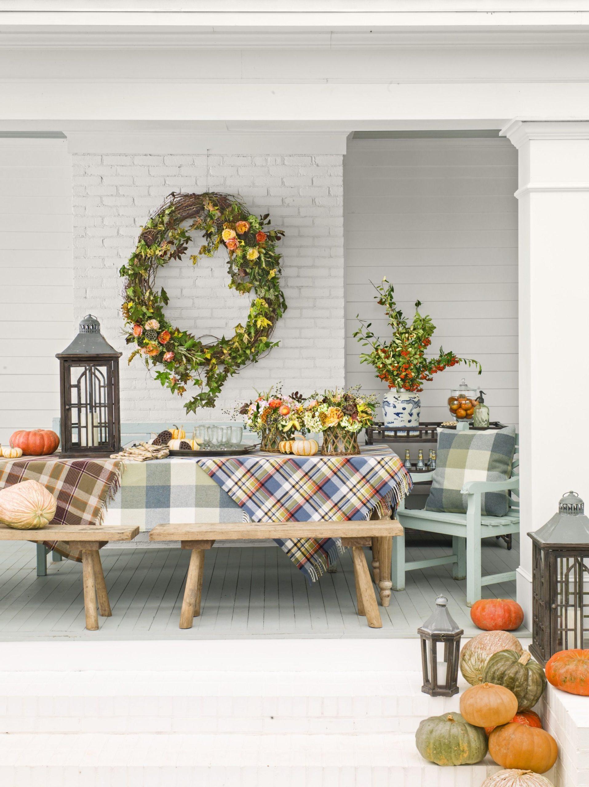 Idées de bricolage d'automne créatif.