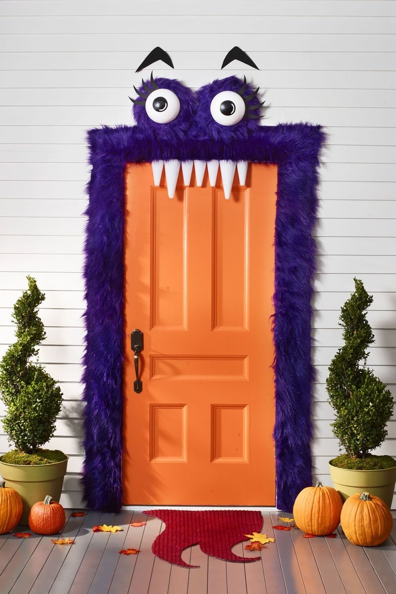 Bricolage d'Halloween frappant.
