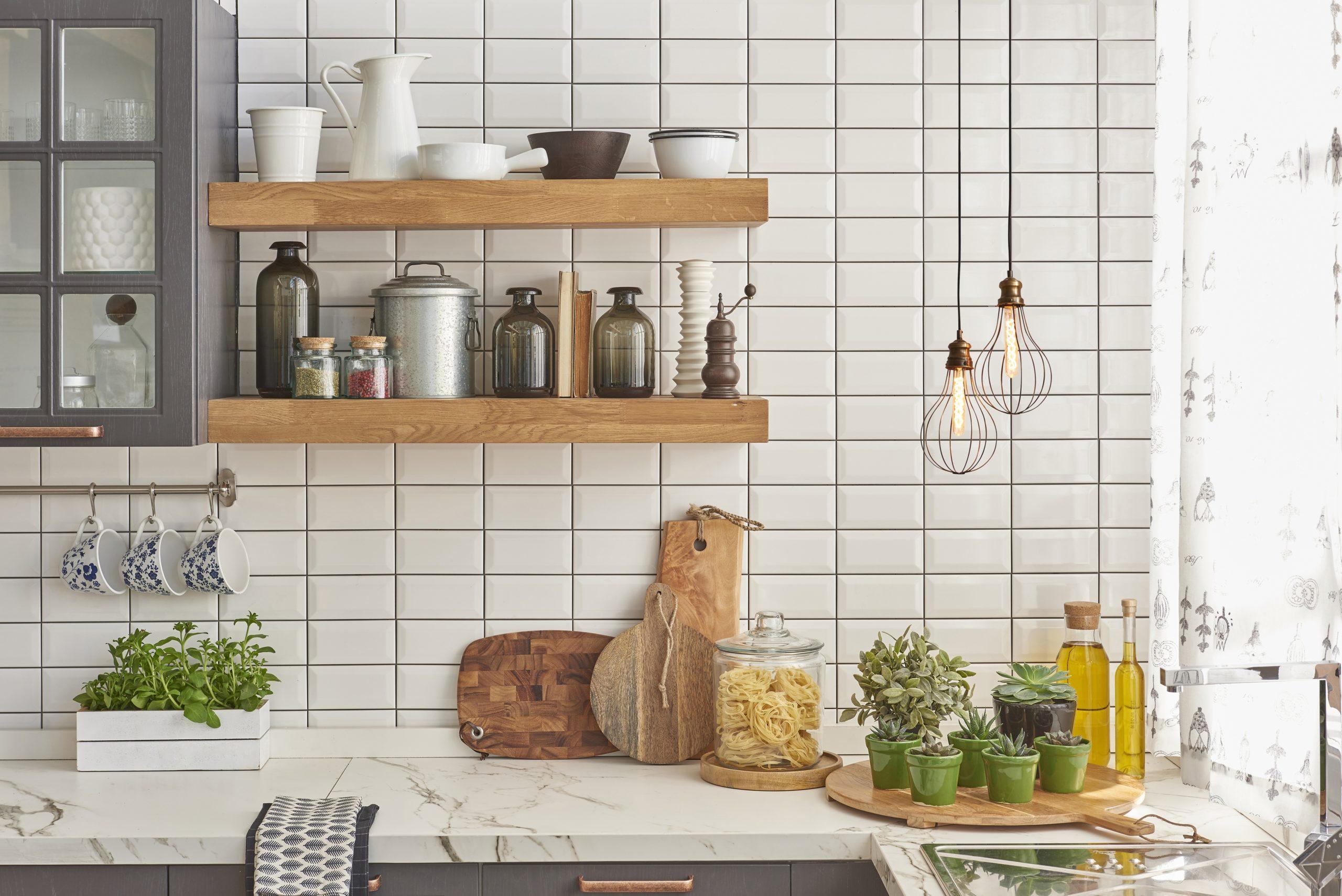 Idées d'organisation de petits espaces.