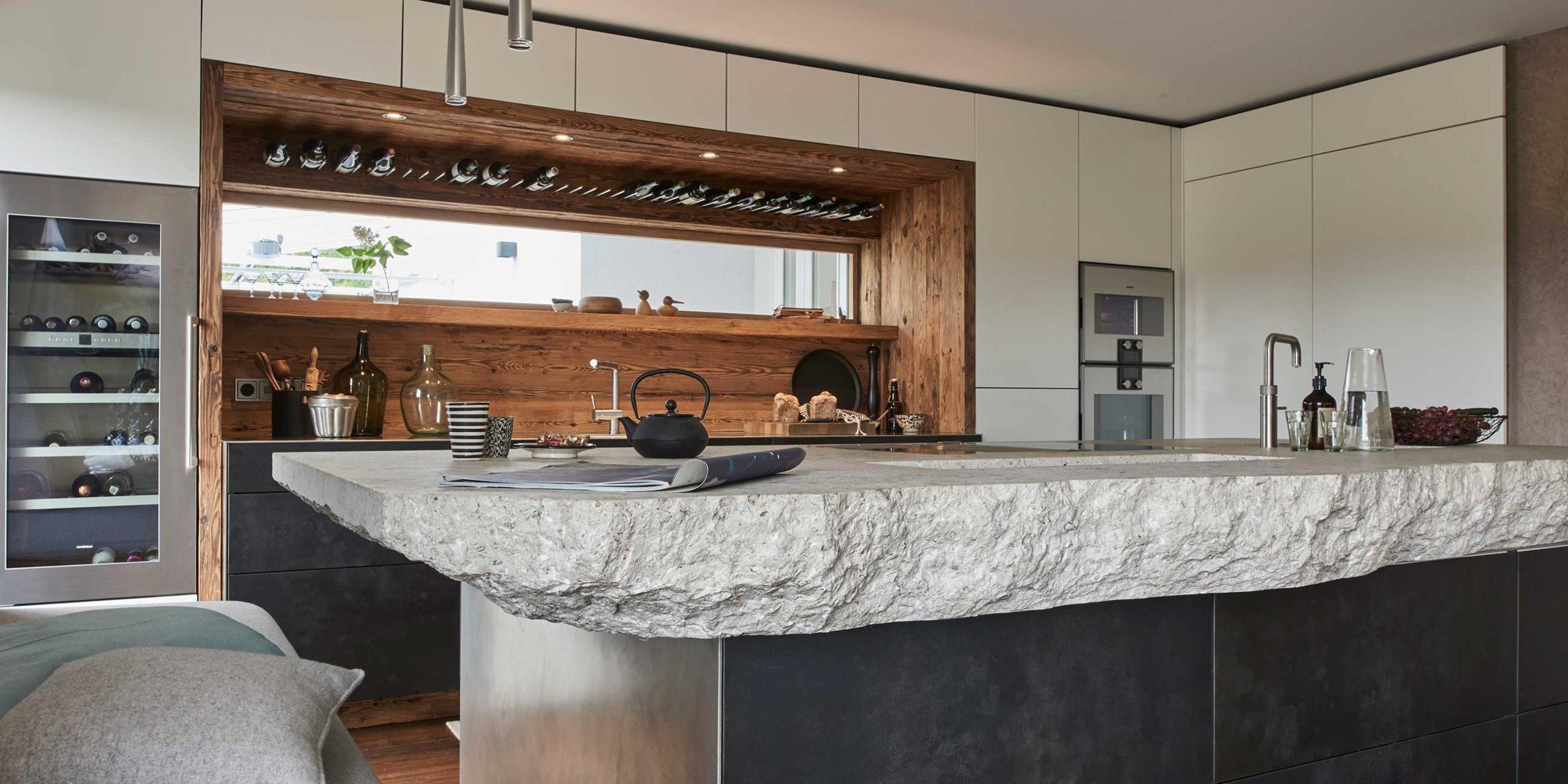 Pourquoi envisager une cuisine en pierre pour votre prochaine ...