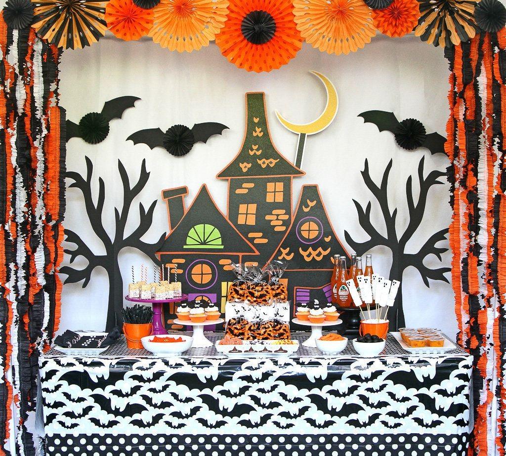 Idées pour votre soirée Halloween.