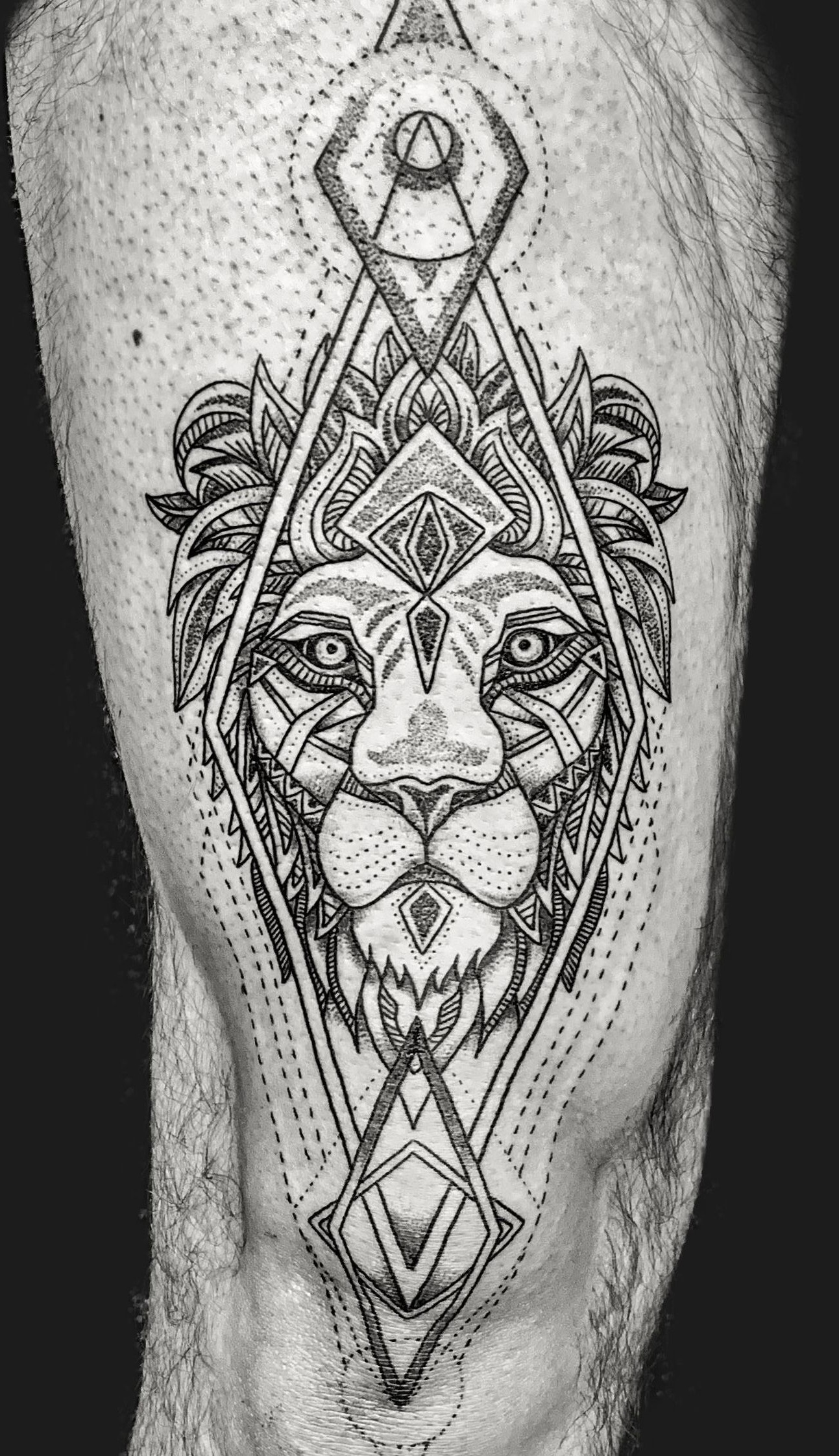 Idée pour votre prochain dessin sur la peau.