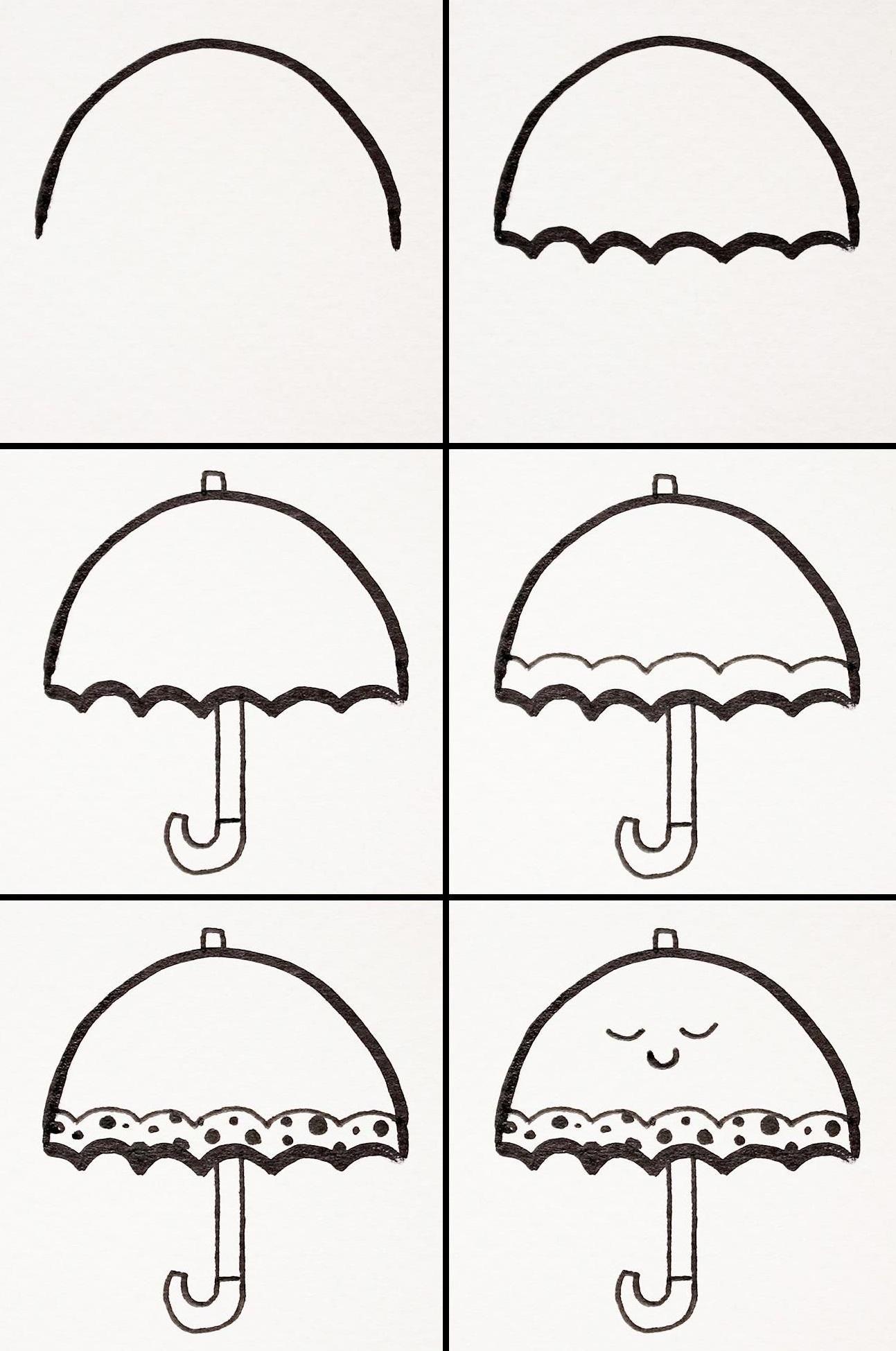 Parapluie mignon.