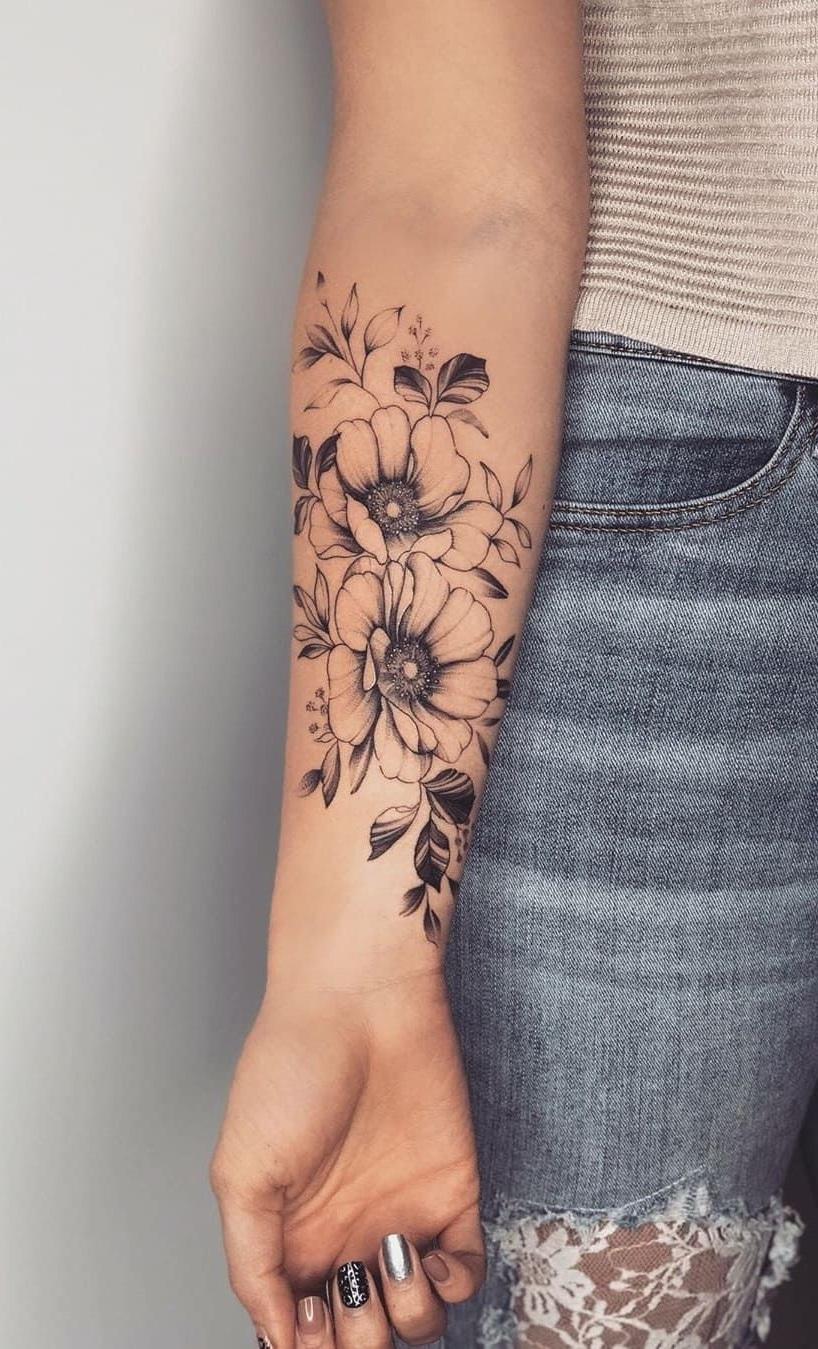 Idées tattoo féminin.