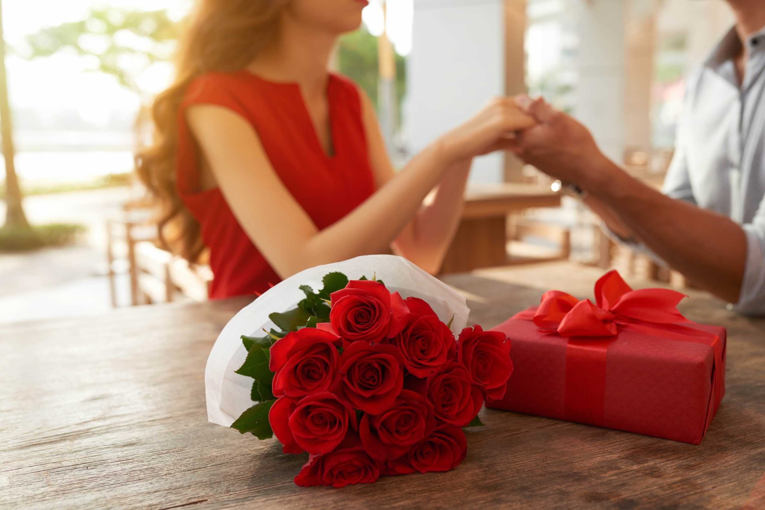 Idées pour la fête des amoureux.