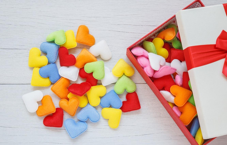 Coffret Saint-Valentin DIY.